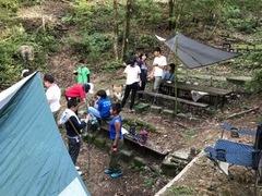 秋季キャンプ